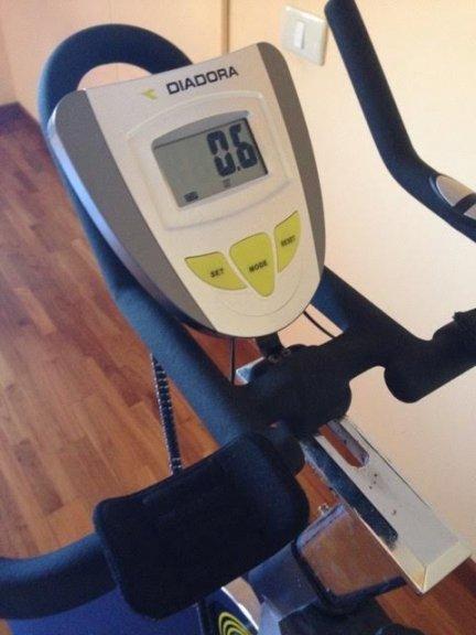 Spin bike Diadora Racer 25 3