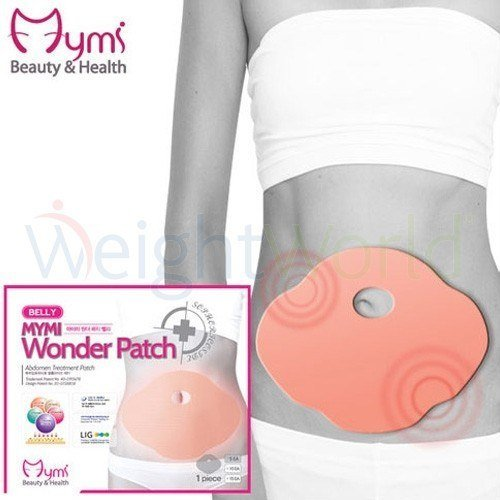 Mymi Wonder Patch - Cerotto snellente addominale