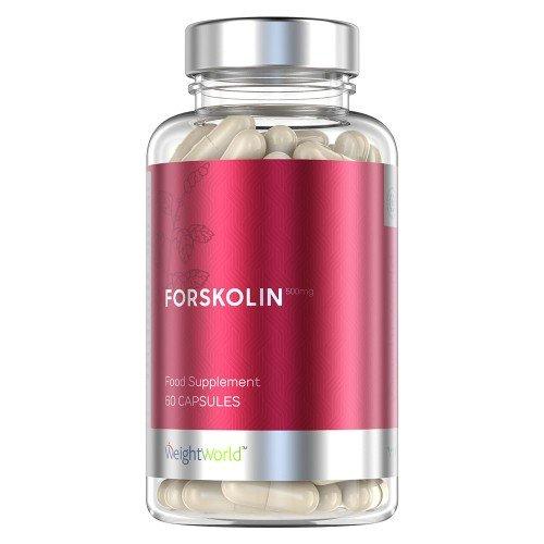 forskolina pura in capsule