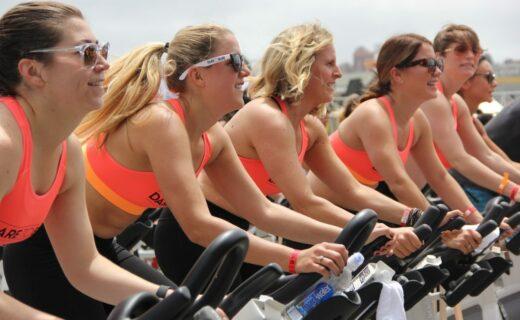 spinning bike workout