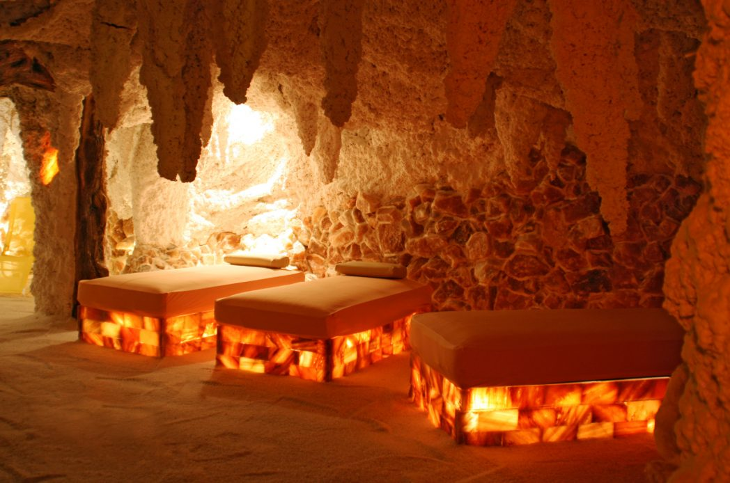 cabina del sale himalaya