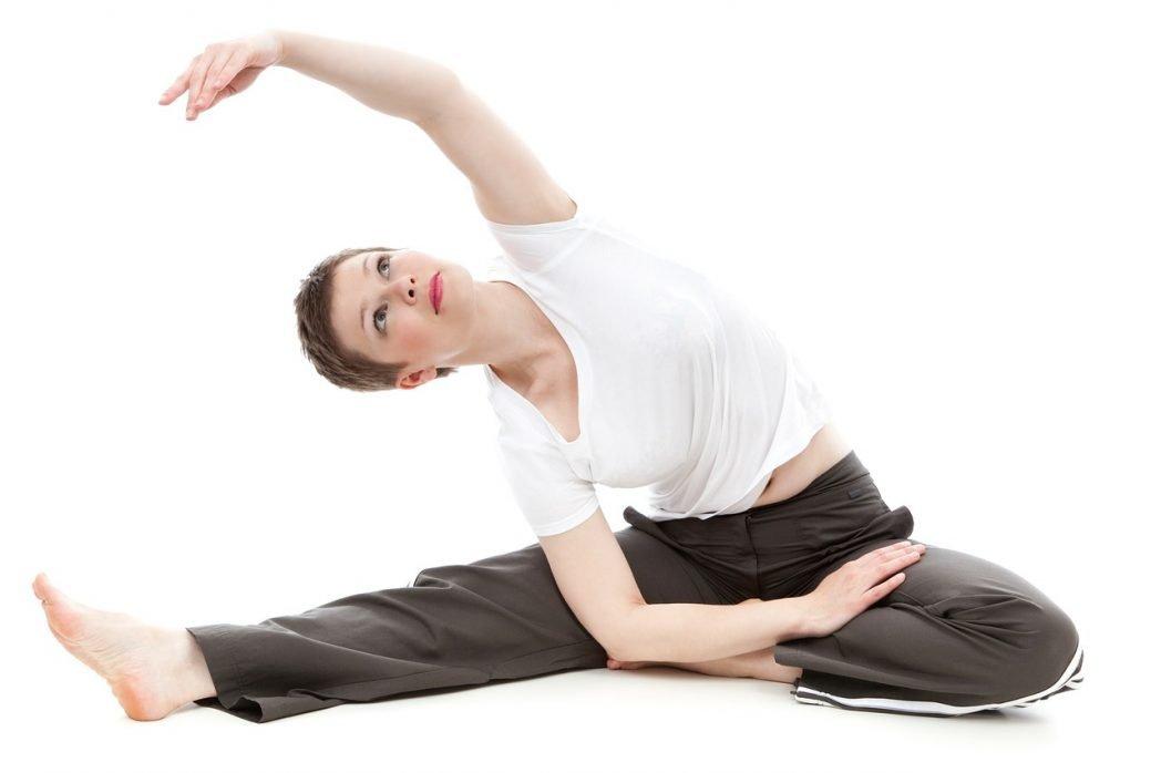 esercizi di allungamento