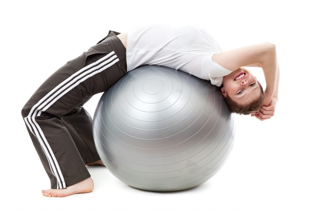 esercizi per mantenersi in forma - equilibirio