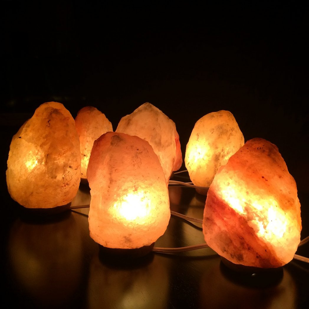 lampada sale himalaya