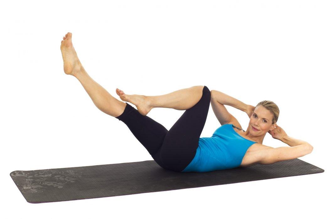 Criss-Cross-pilates