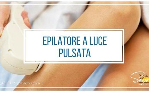 EPILATORE A LUCE PULSATA