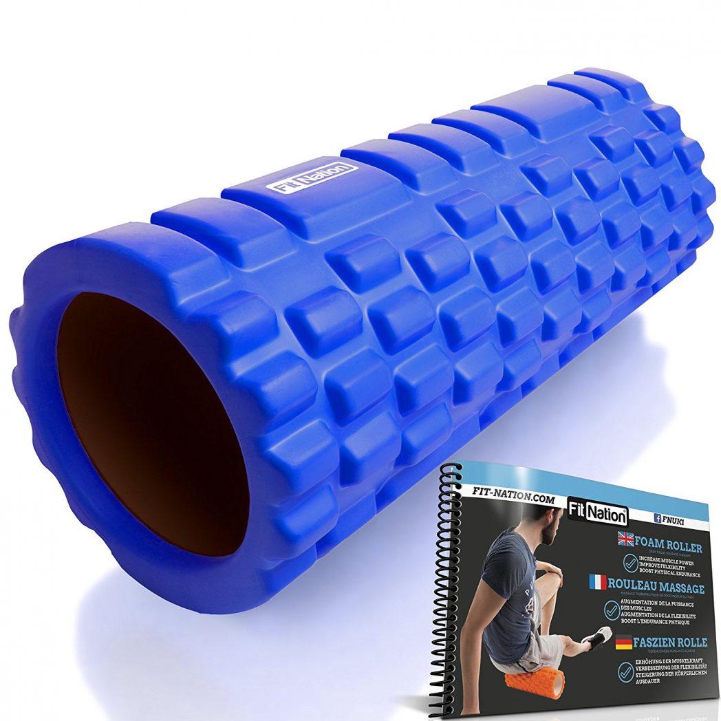 foam roller_schiena