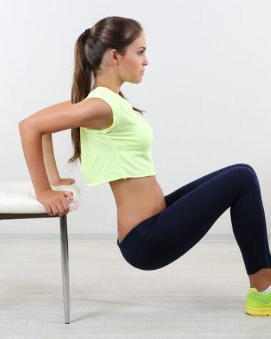 dimagrire le gambe esercizi
