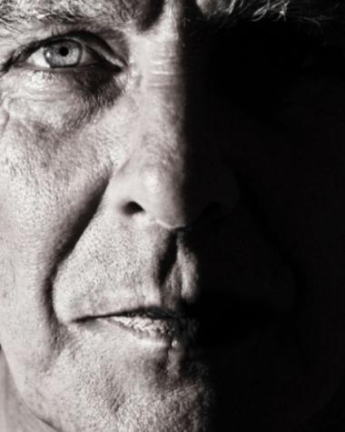 volto uomo anziano