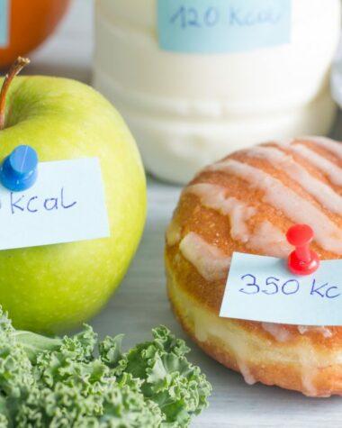 conta calorie