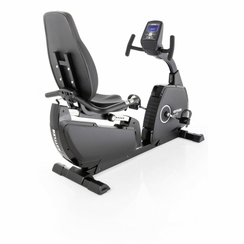 Cyclette orizzontale Cycle R Black Edition - Kettler