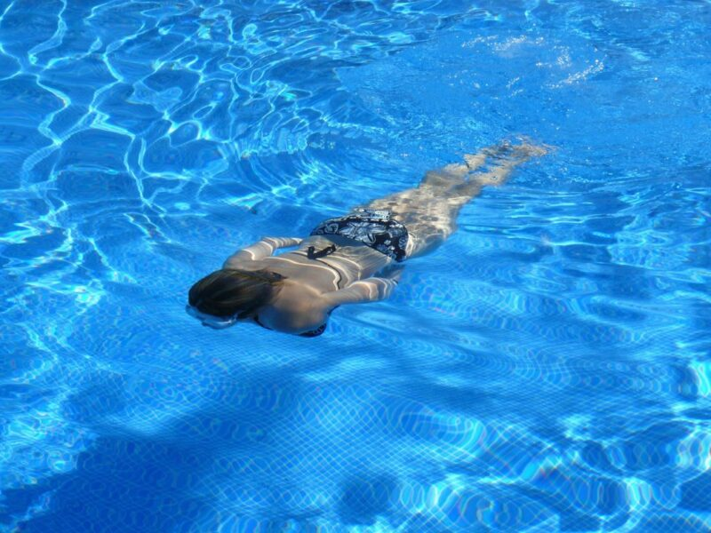acqua - effetto cellulite